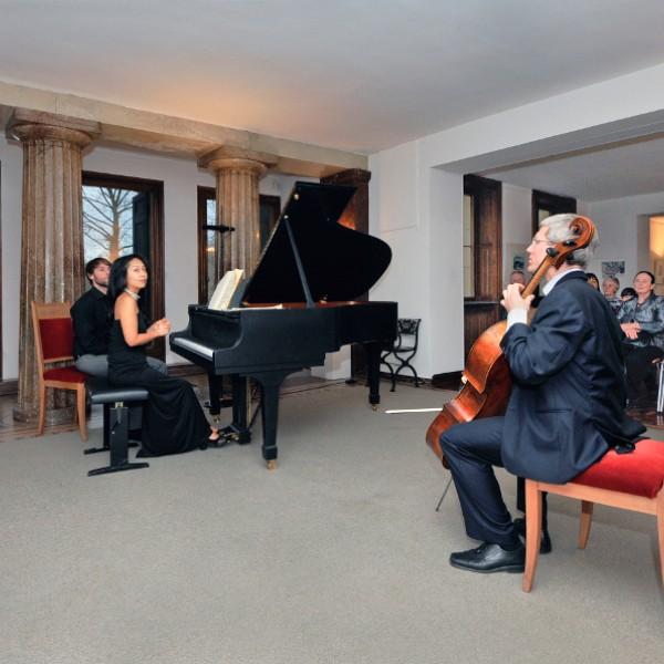 Konzerte Schloss Glienicke