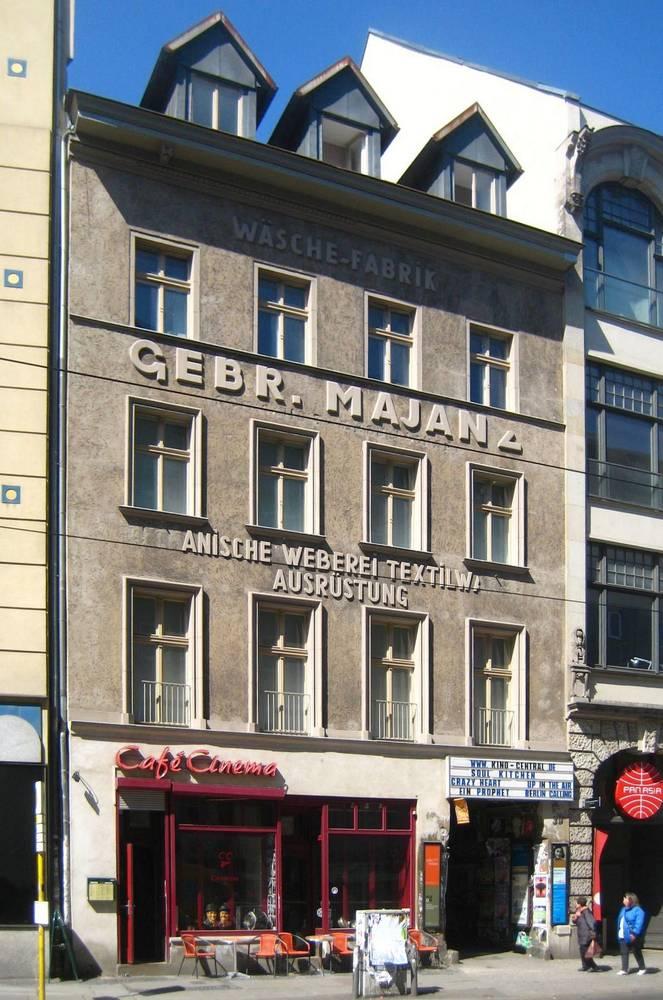 Museum – Anne Frank Zentrum – Museumsportal Berlin