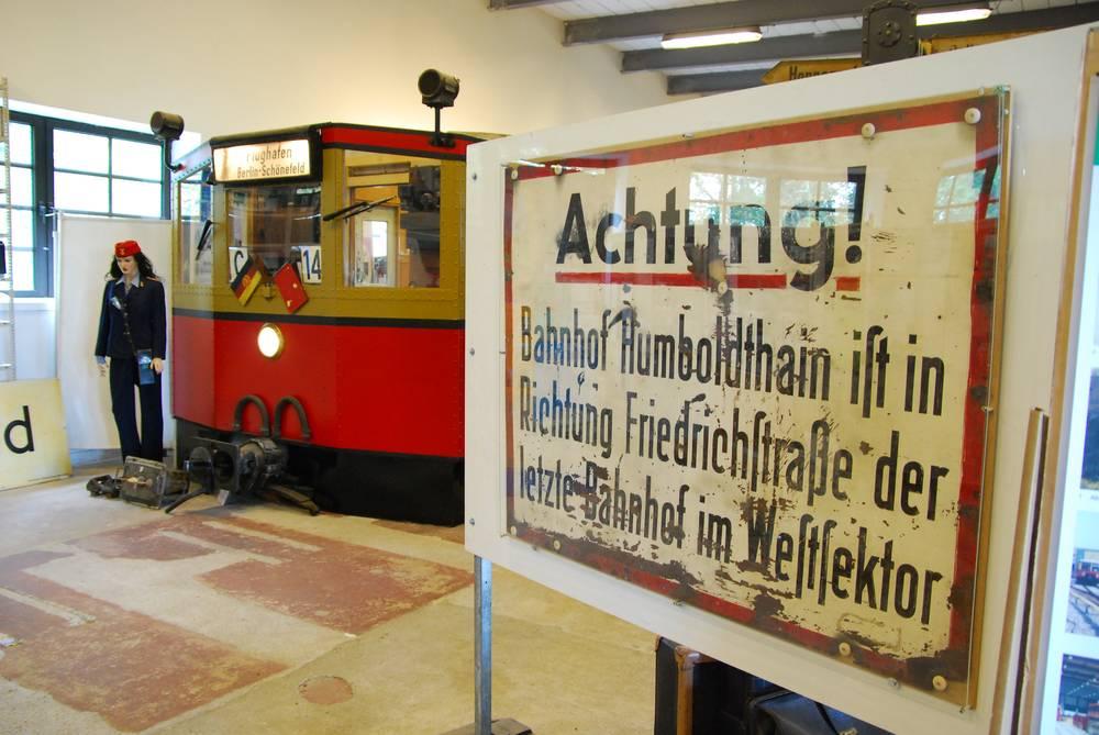 Museum Berlin S Bahn Museum Museumsportal Berlin