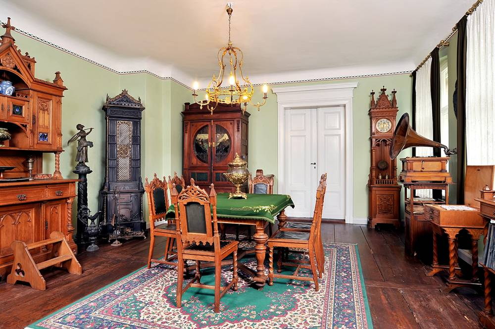 museum gr nderzeitmuseum im gutshaus mahlsdorf museumsportal berlin. Black Bedroom Furniture Sets. Home Design Ideas
