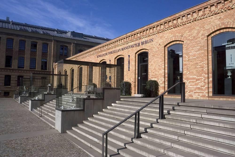 Kpm Königliche Porzellan Manufaktur Berlin Gmbh Berlin museum – königliche porzellan-manufaktur berlin (kpm
