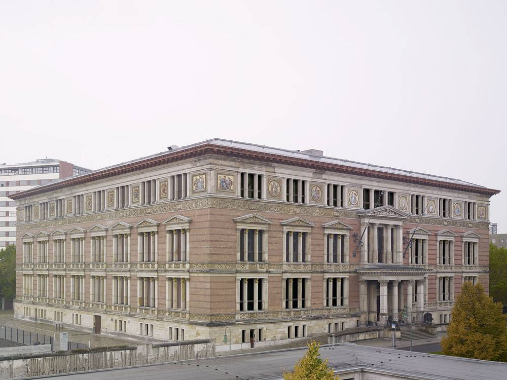 Gropiusbau Berlin