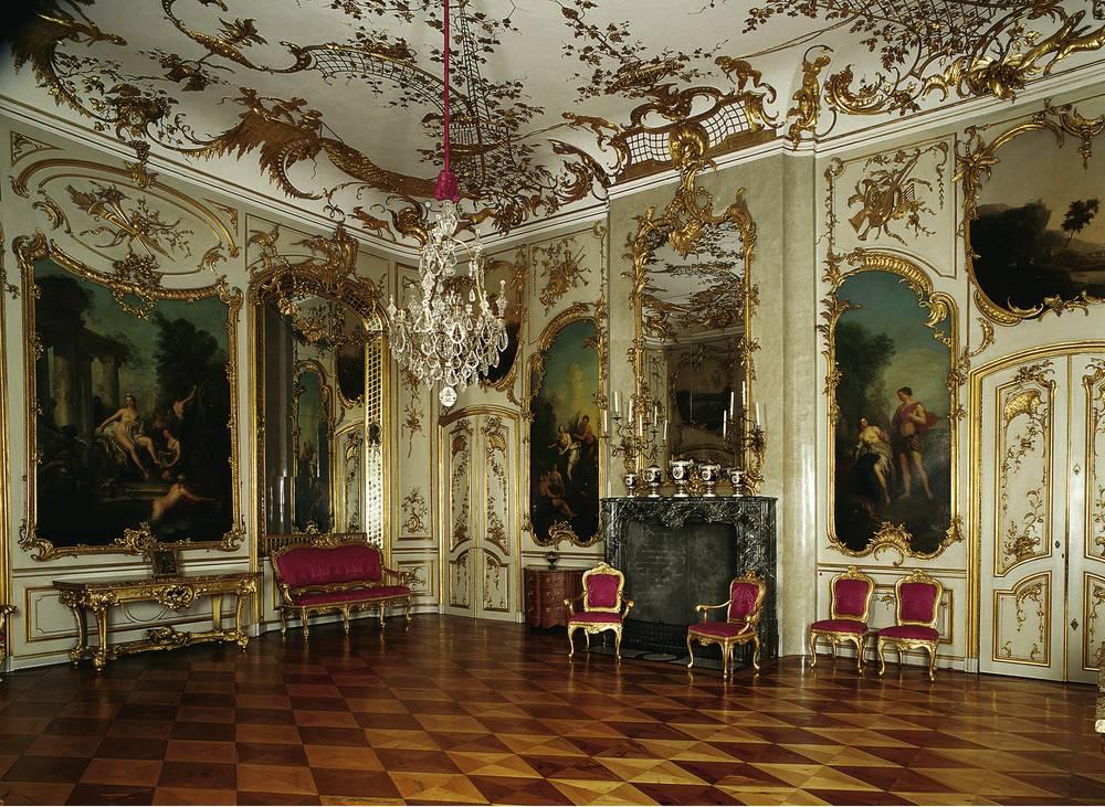 museum schloss sanssouci museumsportal berlin. Black Bedroom Furniture Sets. Home Design Ideas