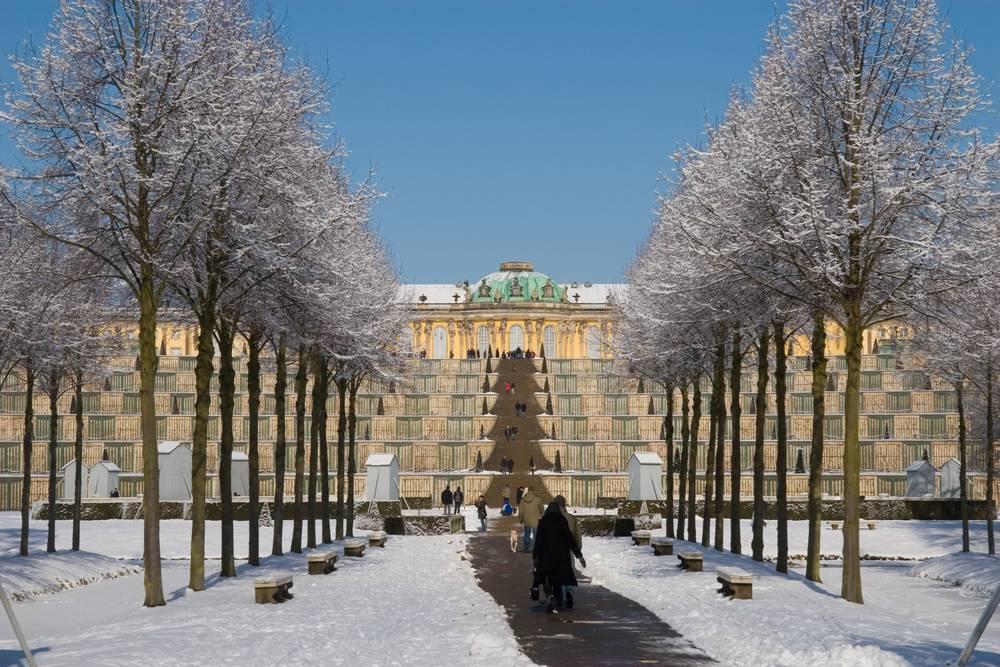 Museum – Schloss Sanssouci – Museumsportal Berlin