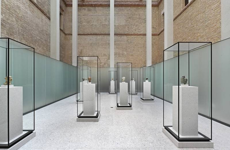 Neues Museum, Raum: Unter Atons Strahlen